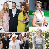 Celebrities Return to Flemington Racecourse For Crown Oaks Day