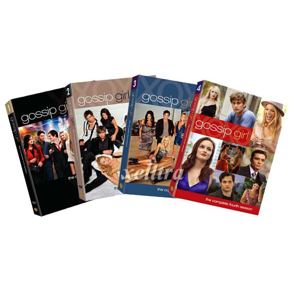 Gossip Girl Seasons 1-4 ($120)