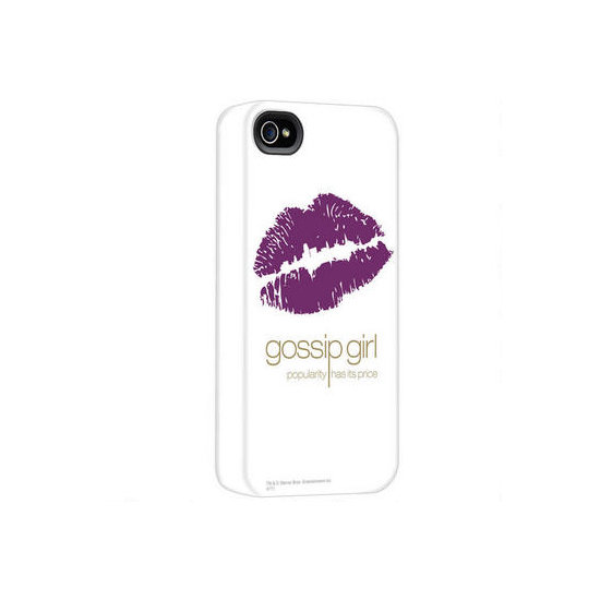 Lip White iPhone Case ($35)
