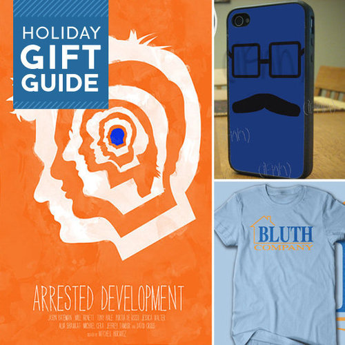 If you're shopping for an Arrested Development appreciator, Buzz has some cute ideas for the fan who knows there's always money in the banana stand.