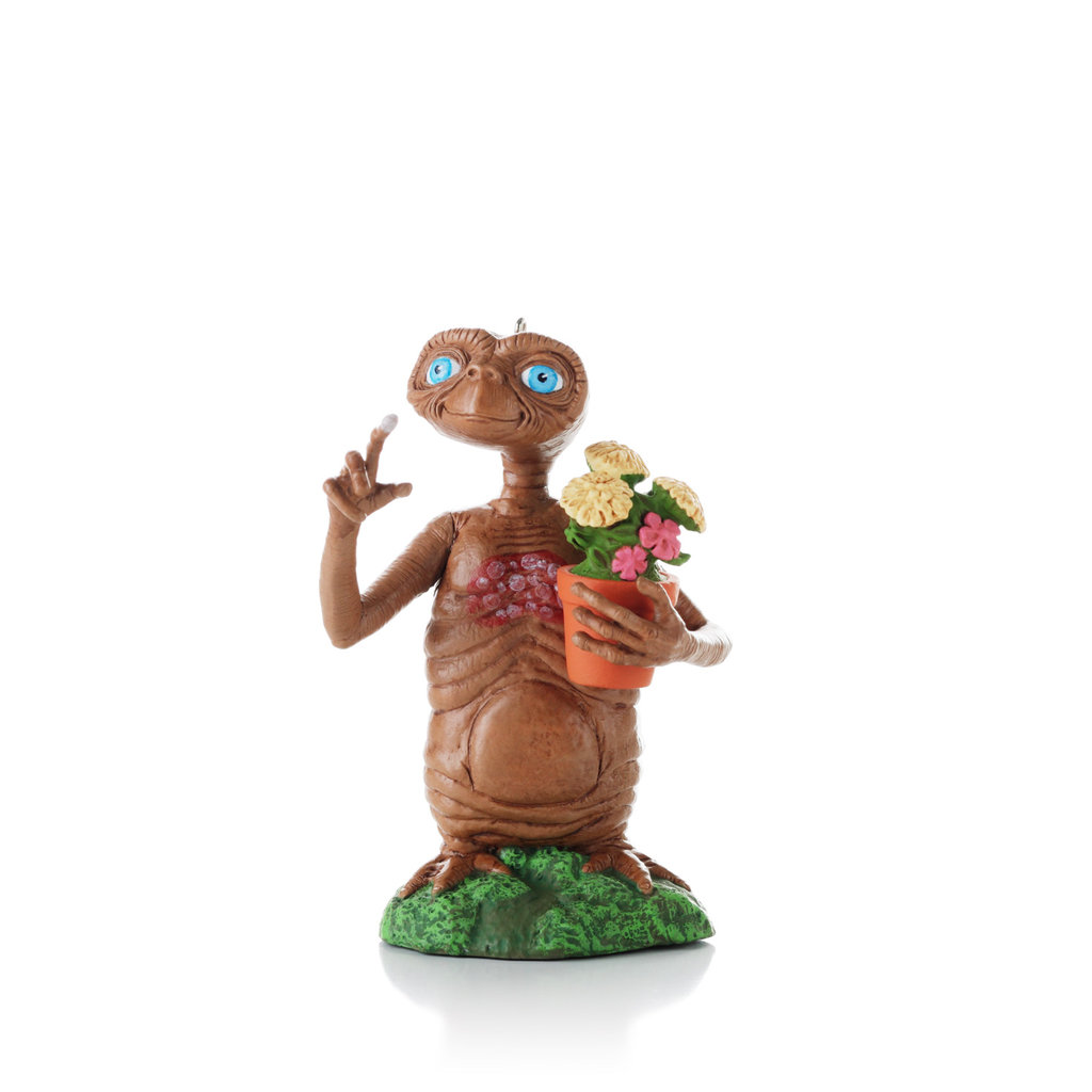 E.T. the Extra-Terrestrial ($18).