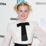 Elle Fanning at Ginger and Rosa LA Premiere | Video