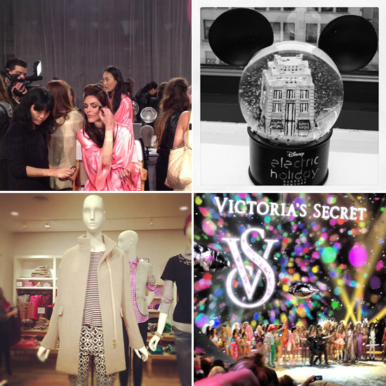 Insta-Highlights of the Week: Victoria's Secret Fashion Show Edition!