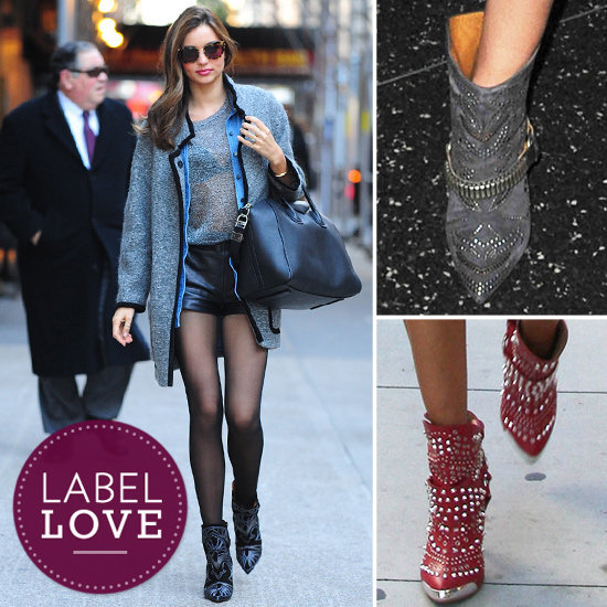 See why these celebs are obsessing over Isabel Marant's boots.