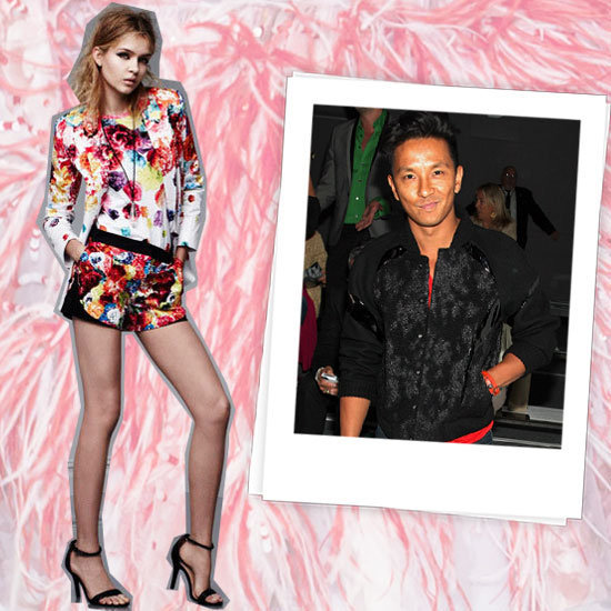 We got a sneak peek at the Prabal Gurung for Target collaboration and figured out what is on his wish list this holiday season.