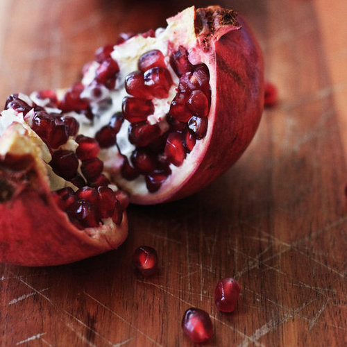 Healthy Pomegranate Recipes