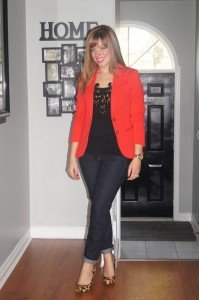 The Red Blazer