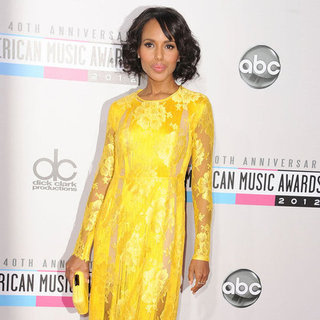 Kerry Washington at American Music Awards 2012 | Pictures
