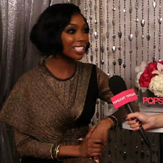 Brandy Interview at American Music Awards | Video