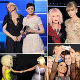 Girls Just Want to Have Fun at the 2012 AMAs