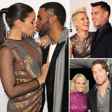 Couples Get Amorous at the AMAs