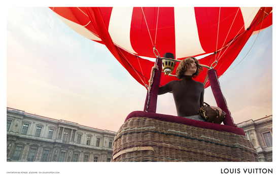 Louis Vuitton's Art of Travel