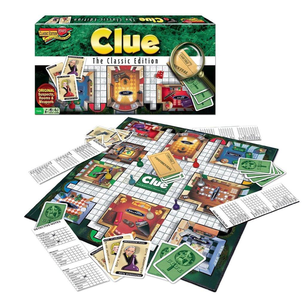 Clue ($18)