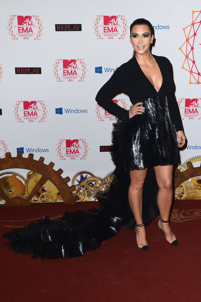Heidi's Racy Outfits, Taylor's Wins, Kim & Kanye's PDA — MTV EMA Highlights!