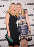 Chelsea Handler and Chelsea Clinton posed for photos on the red carpet in NYC.