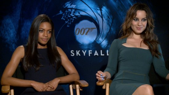 "Skyfall's Leading Ladies Dish On ""Beautiful Human Being"" Daniel Craig"