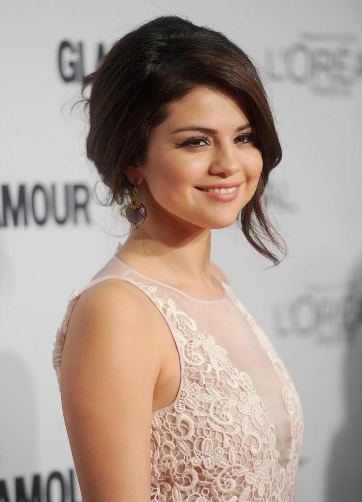 Selena Gomez was on the red carpet in NYC.