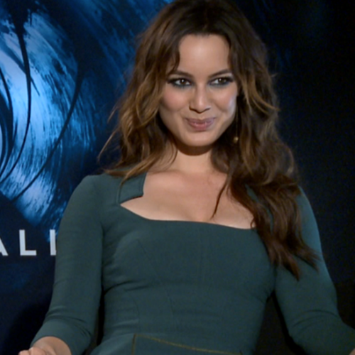 Berenice Marlohe and Naomie Harris Skyfall Interview (Video)