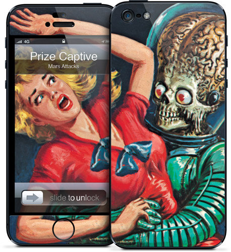 Prize Captive, Mars Attacks ($15)