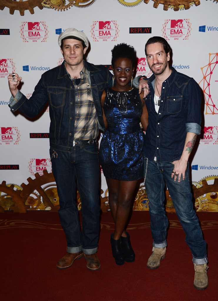 Hoss Burns, Ivy Quainoo and Boss Power