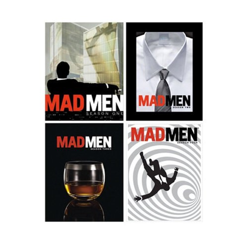 Mad Men: Seasons 1-4 ($52)