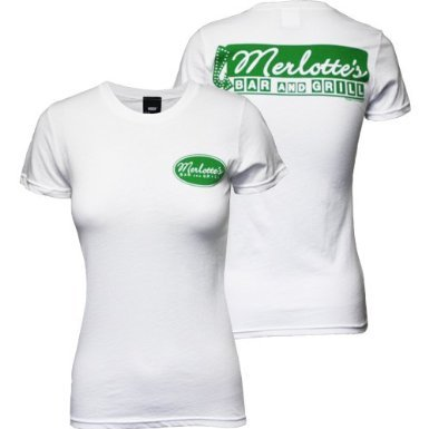 Merlotte's Waitress T-Shirt ($14-19)