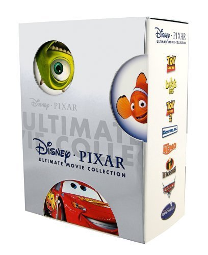 Disney Pixar Ultimate Movie Collection