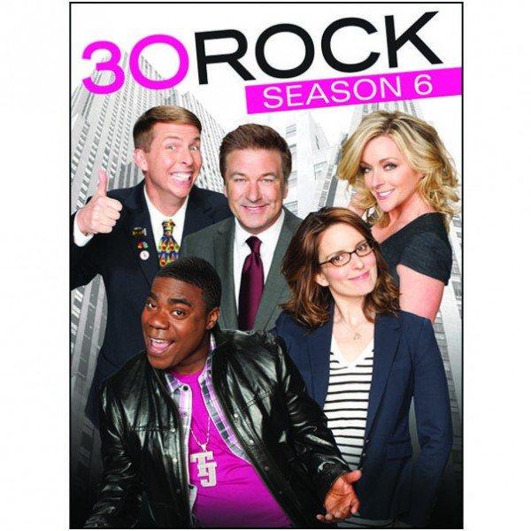 30 Rock: Season 6 ($40)