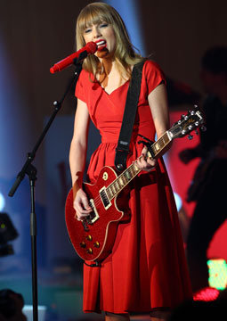 40. Taylor Swift's Red Breaks Records