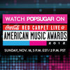 Watch POPSUGAR on the American Music Awards Preshow