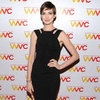 Anne Hathaway and Adam Shulman at Women&#039;s Media Awards