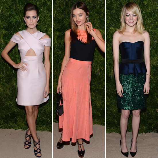 Designer Date Night: Who Wore Who to the CFDA/Vogue Fashion Fund Awards