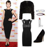 Look Great in All Black: 8 Style Stars Show Us How