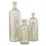 An octagonal shape gives these versatile Jayson Home Mercury Bottles ($24-$38) a unique design. Pair them with fresh seasonal blooms for a cool, thoughtful present.