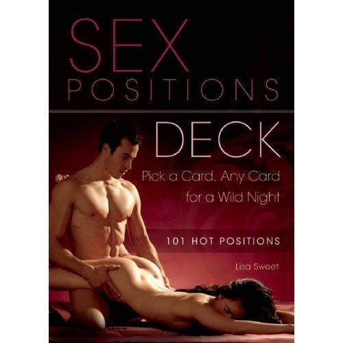Sex Positions Deck of Cards