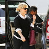 Reese Witherspoon Carrying Red Bag