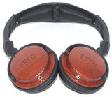 LSTN Cherry Wood Headphones