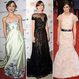 Keira Knightley Red Carpet Style: Chanel, Erdem, Valentino