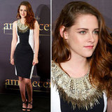 Kristen Stewart Goes Sleek — Not Sheer — For Madrid Photocall