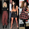 Cheryl Cole and Rita Ora in Trendy Tartan