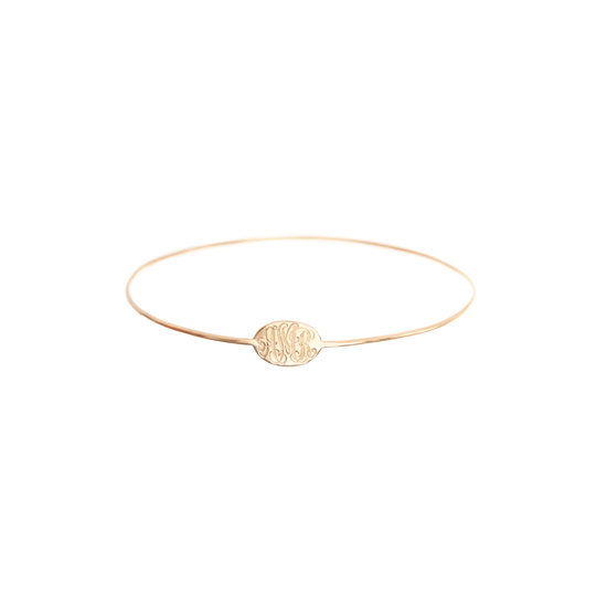 Bangle, from $360, Ariel Gordon Jewelry