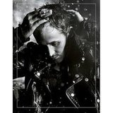 Black and White Ryan Gosling Poster ($4, originally $15)