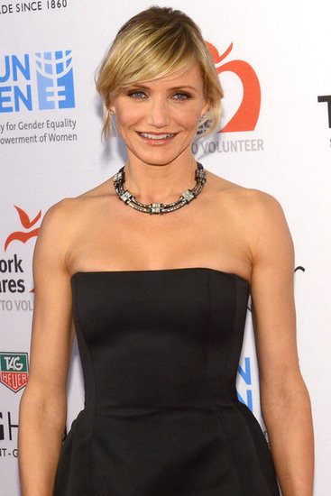 "Cameron Diaz will star as the lead in The Other Woman, which is described as a ""revenge comedy."""