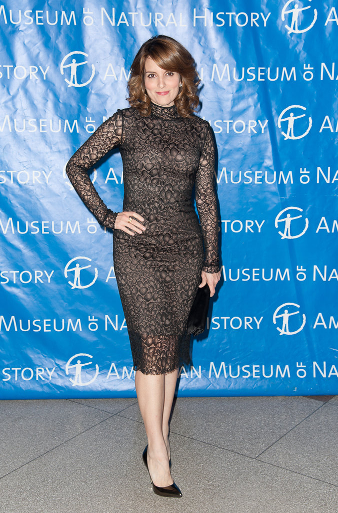 Tina Fey attended the fundraiser.