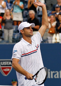 58. Andy Roddick Retires From Tennis