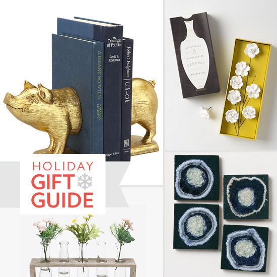 If you're stumped on what to gift a design-savvy friend who seems to have everything, you're in luck — CasaSugar has rounded up 50 stunning objects that look like a million bucks but cost less than $50.