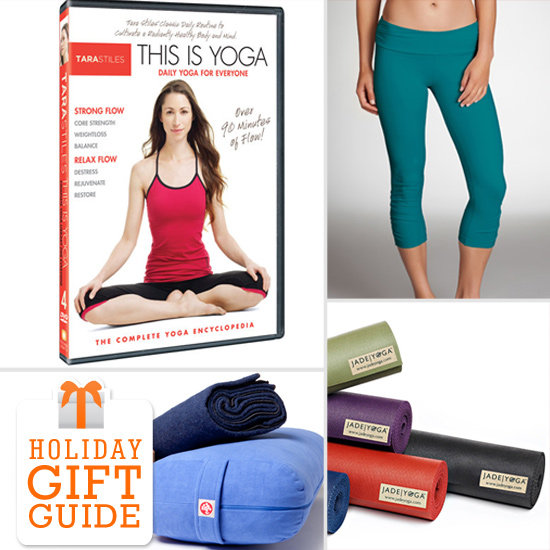 From handmade jewelry and prints to much-needed accessories and clothing, Fit's got just about every gift your yoga-loving gal (or guy) could wish for.