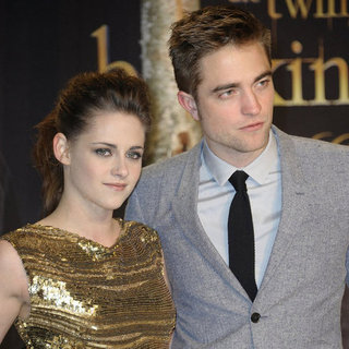 Robert Pattinson and Kristen Stewart in Berlin | Pictures