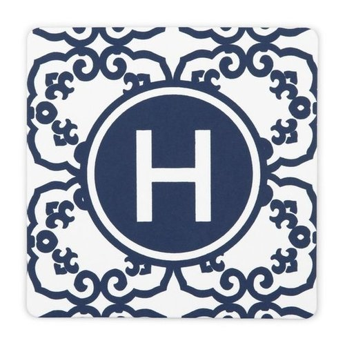 Monogram Coasters - $25 and Under - Gifts by Price - Gift Guide