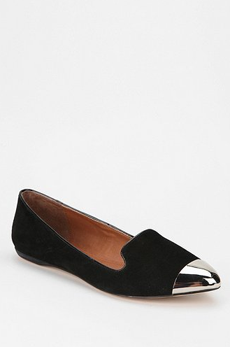 These Dolce Vita Metal Toe-Cap Loafers ($79) are perfect for the fashion girl on the go.